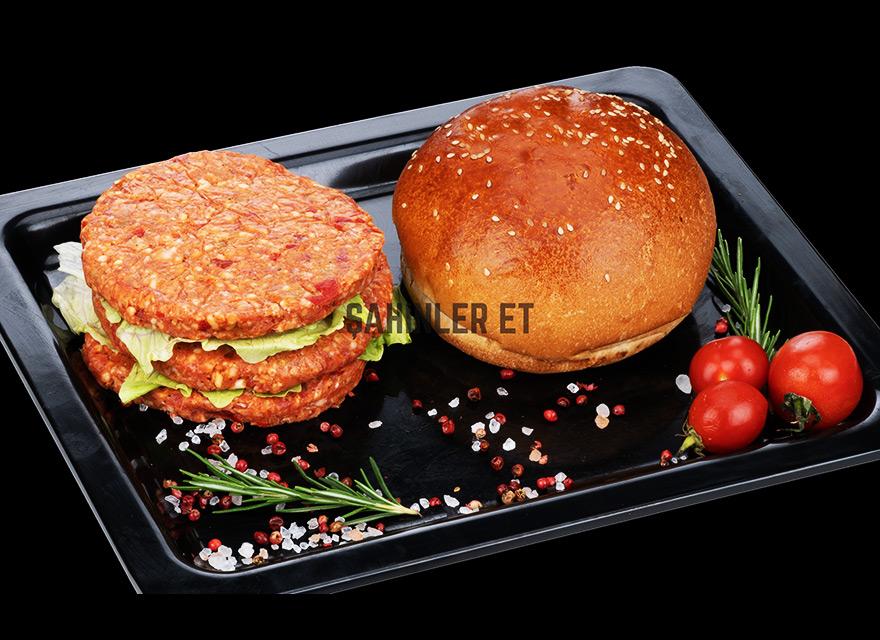 Þahinler Hamburger Köfte